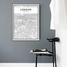 online get cheap london canvas picture black white art aliexpress