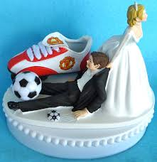 jeep cake topper wedding cake topper manchester united man u soccer themed w