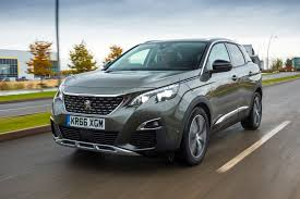 peugeot suv 2015 peugeot 3008 1 6 thp 165 eat6 allure 2017 review by car magazine