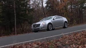 cadillac cts reviews 2011 2011 cadillac cts coupe drive review
