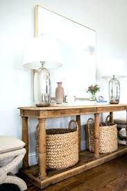 console table behind sofa against wall console table behind couch console tables some unexpected ideas