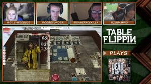 dead of winter ep 3 gameplay 1 2 table flippin board