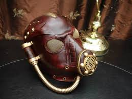 Gas Mask Halloween Costume Steampunk Gas Mask