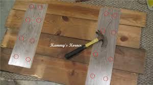 Barn Wood Laminate Flooring Kammy U0027s Korner Diy Barn Wood Siding Headboard