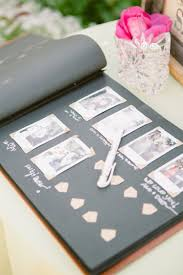 polaroid guest book album 5 details to make your wedding totally you without breaking the