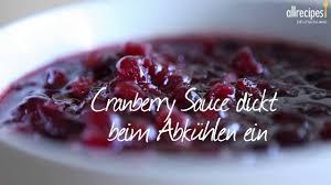 allrecipes thanksgiving cranberry sauce youtube