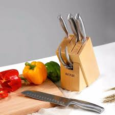 shenzhen winx houhuo kitchen knife sets molybdenum vanadium steel