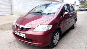 used honda city new 1439493
