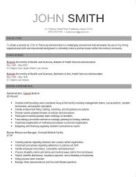 example of modern resume 21 free resume templates for word