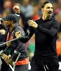 jose mourinho reveals what zlatan ibrahimovic told ball boys