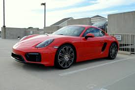 turbo porsche red guards red cayman gts w turbo wheels
