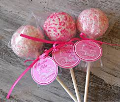 Cake Pop Decorations For Baby Shower Cake Pop Baby Shower Favors Baby Shower Cake Pop Favors Grande