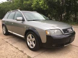 2005 audi allroad city tx marshall motors
