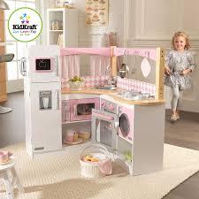 jeu d imitation cuisine test cuisine enfant kidkraft 53185 coin cuisine de gastronome