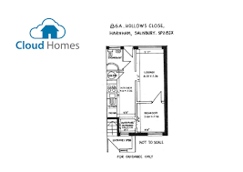 1 bed flat for sale in hollows close west harnham salisbury sp2