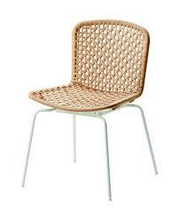 chaise en rotin ikea chaise en osier ikea gallery of tabouret de bar osier ikea avec