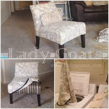 slipper chair slipcover goats diy slipper chair slipcover without a template armless
