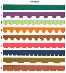 Awning Valance 150 Unique Colors And Patterns For Your Awnings