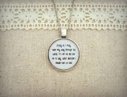 Dave Matthews Love Quotes by Dave Matthews Band Captain Inspired Lyrical Quote Pendant Necklace