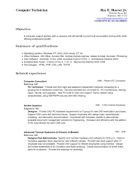 sample resume for medical lab technician our free sample resume