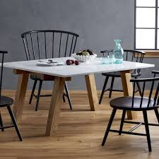 dining room crate and barrel round dining table with splendid