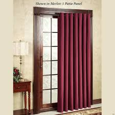 Hallway Door Curtains Decoration Window Treatments For Sliding Glass Patio Doors