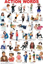 Strong Action Words For Resume Regular Verbs Lessons Tes Teach