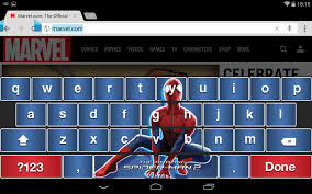 amazing spider man 2 keyboard android apps google play