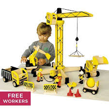 construction site special offer bundle pin toy