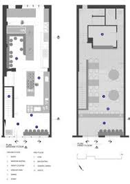 restaurant bar layout design real estate colour floor plans