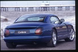 tvr tvr cerbera 90s icon and legendary sports car