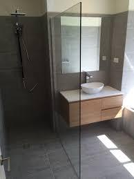 Modern Bathrooms Australia by Gallery Brisbane Building Logic Australia