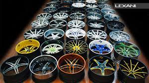 lexus wheels powder coated custom paint and powder coating awt motorsports