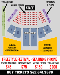 freestyle festival 2016 sunday show tickets wantickets