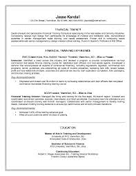 Sample Resume For Banking Job by Commercial Banking Resume Investment Banking Resume Template Word