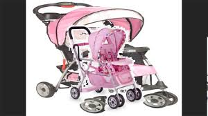 Graco Baby Doll Furniture Sets by Toy Baby Stroller With Car Seat 1859