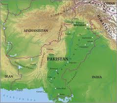 Map Of Indus River Maps Of Pakistan Bizbilla Com