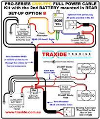 dual alternator battery isolator wiring diagram handyman how to