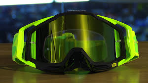 100 percent motocross goggles 100 percent racecraft sour patch motorcycle goggles review youtube