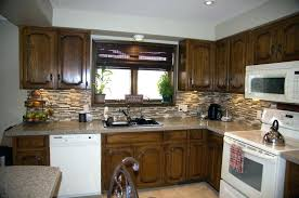 can you stain kitchen cabinets black stained kitchen cabinet dark stained kitchen cabinets fresh