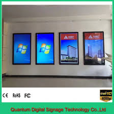 indoor wall mounted ls 55 indoor wall mounted lcd digital poster for advertising buy