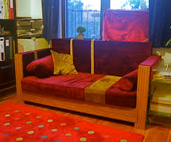 Single Bed Sofa Diy The Impossible Sofa Bed