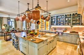 Kitchen With Two Islands Cote De Texas The Prettiest House Ever