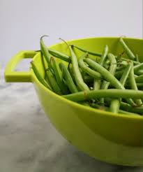 green beans with pecans cranberries parmesan healthy recipe