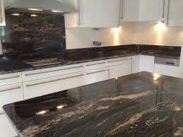 cuisine granit ceramique salle de bain photo 7 plan de cuisine en granit noir