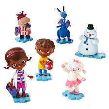 disney doc mcstuffins collectible 6 figurine