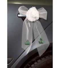 noeud de voiture mariage noeud voiture mariage blanche voiture des mariés