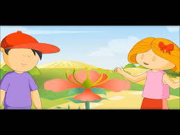 pollination process in plants for kids youtube