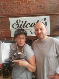live your love out loud buy local by bicycle silcott u0027s shoes
