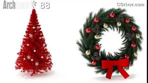 Christmas Tree Photo Gallery Project For After Effects Videohive Evermotion Archmodels Vol 159 Photo Realistic 3d Christmas